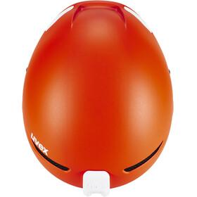 UVEX Jakk+ - Casco de bicicleta - naranja
